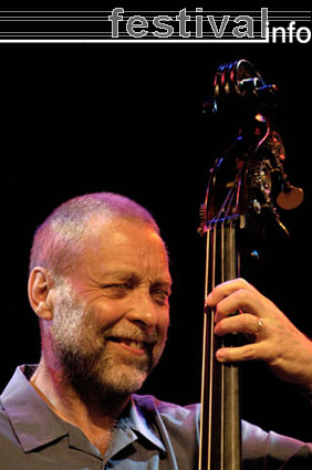 Foto Dave Holland op North Sea Jazz 2005