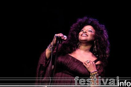 Foto Chaka Khan op North Sea Jazz 2005