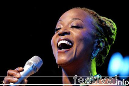 Cassandra Wilson op North Sea Jazz 2005 foto