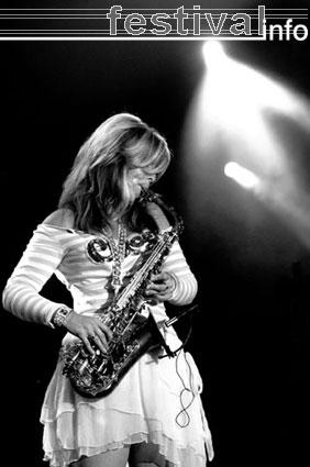 Dulfer! op North Sea Jazz 2005 foto