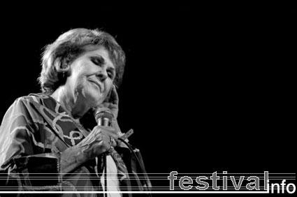 Rita Reys op North Sea Jazz 2005 foto