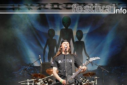 Foto Hypocrisy op Earthshaker Fest