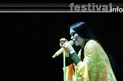 Nightwish op Earthshaker Fest foto