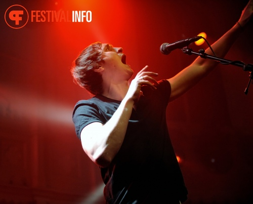 Erland and The Carnival op London Calling #1 2010 foto