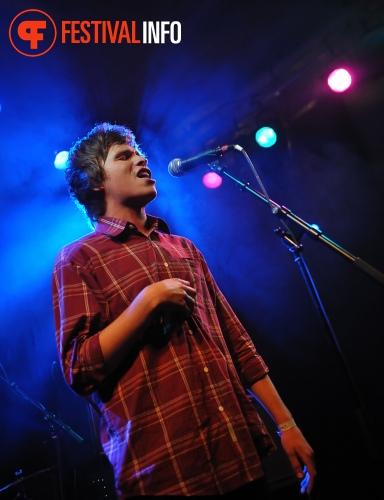 Joe Worricker op London Calling #1 2010 foto