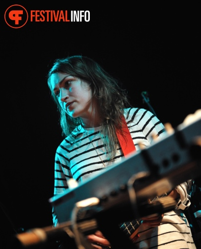 Esben and The Witch op London Calling #1 2010 foto