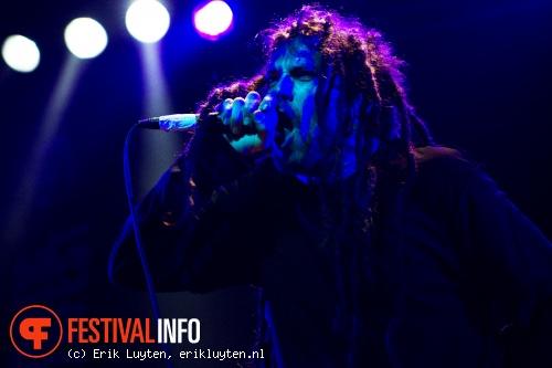 Six Feet Under op Neurotic Deathfest 2010 foto