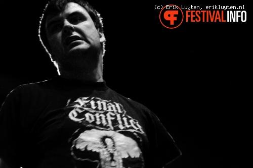 Napalm Death op Neurotic Deathfest 2010 foto