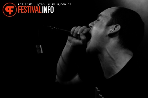 Foto Rise and Fall op Neurotic Deathfest 2010