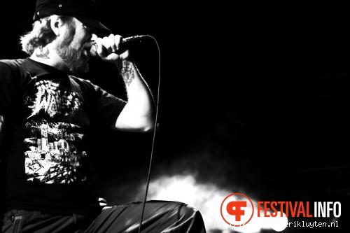 Foto Lock Up op Neurotic Deathfest 2010