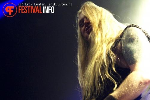 Bolt Thrower op Neurotic Deathfest 2010 foto