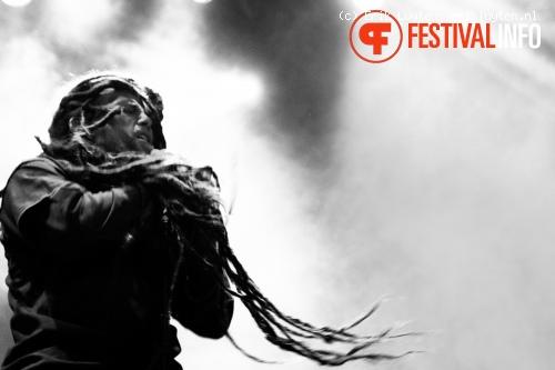 Foto Six Feet Under op Neurotic Deathfest 2010