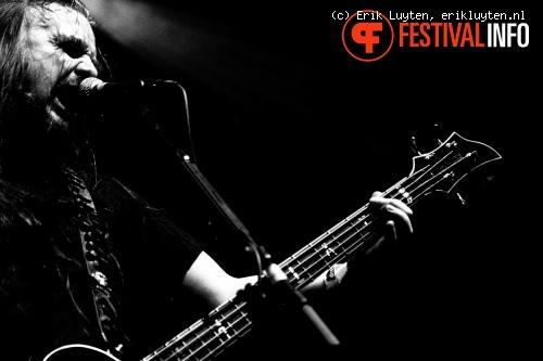 Foto Carcass op Neurotic Deathfest 2010