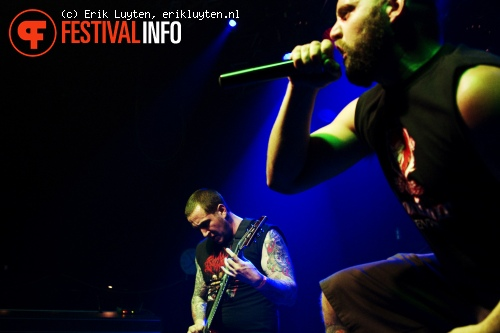 Foto Enemy Reign op Neurotic Deathfest 2010