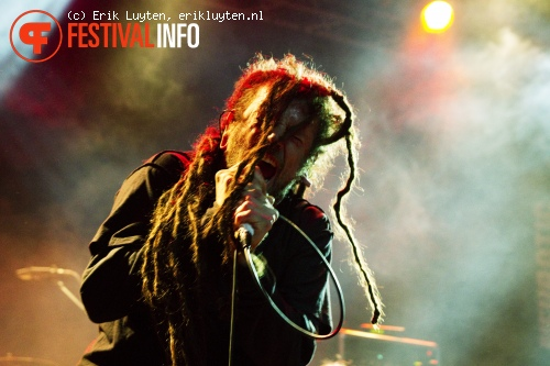 Foto Six Feet Under op Neurotic Deathfest 2010