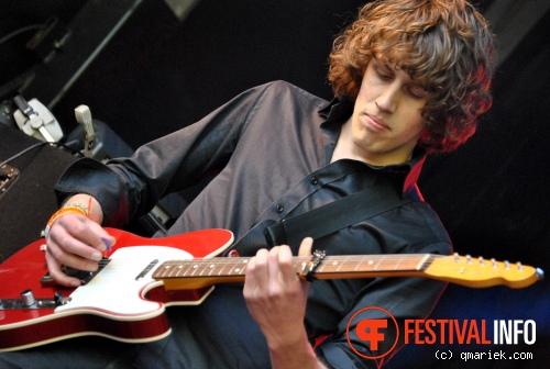 Foto Flume (NL) op Bevrijdingsfestival Overijssel 2010