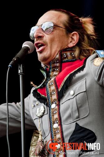 Gotcha! op Bevrijdingsfestival Utrecht 2010 foto