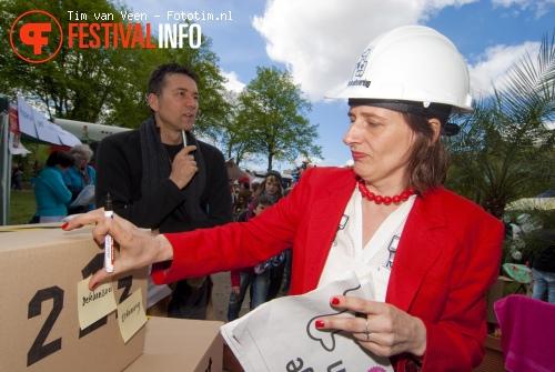 Bevrijdingsfestival Utrecht 2010 foto