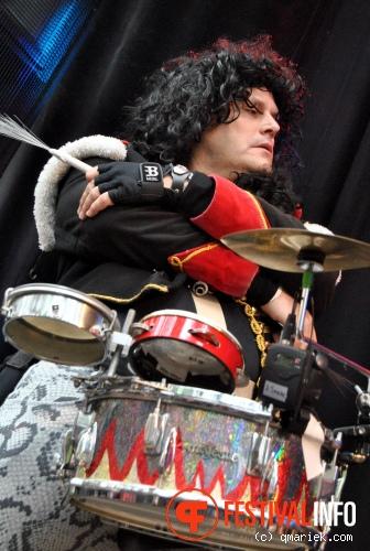 Blaas Of Glory op Dauwpop 2010 foto