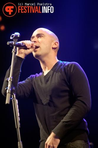 Ed Kowalczyk op Dauwpop 2010 foto
