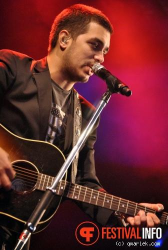 Foto Waylon op Dauwpop 2010