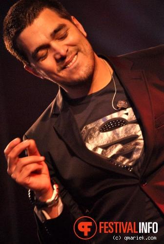 Waylon op Dauwpop 2010 foto
