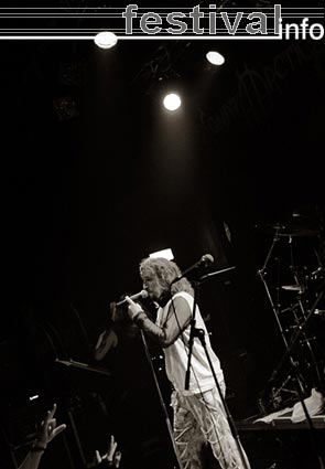 Foto Sonata Arctica op Summer Darkness 2005