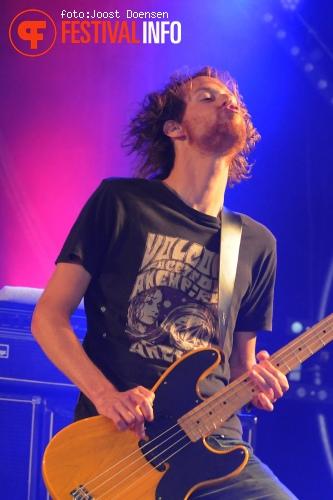 Sungrazer op Pinkpop 2010 foto