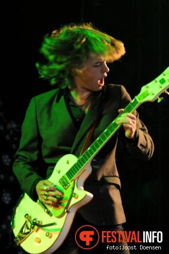 DeWolff op Pinkpop 2010 foto