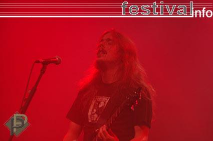 Opeth op Sziget 2005 foto