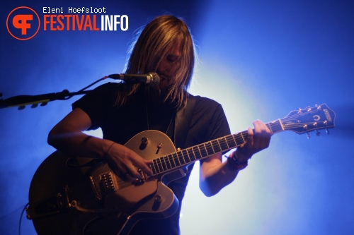 Foto Band of Skulls op EuropaVox 2010