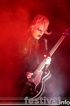 Marilyn Manson op Pukkelpop 2005 foto