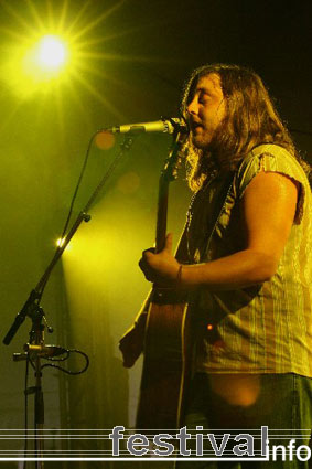 Saybia op Pukkelpop 2005 foto