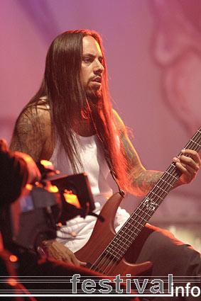 Korn op Lowlands 2005 foto