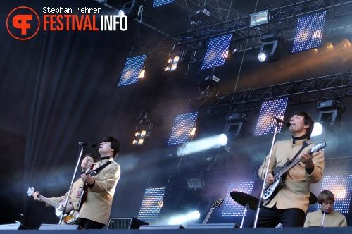 The Beatles Revival op Retropop 2010 foto