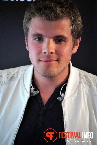 Foto Jaap op TMF Awards 2010