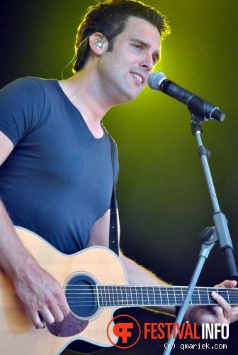 Foto Nick & Simon op TMF Awards 2010