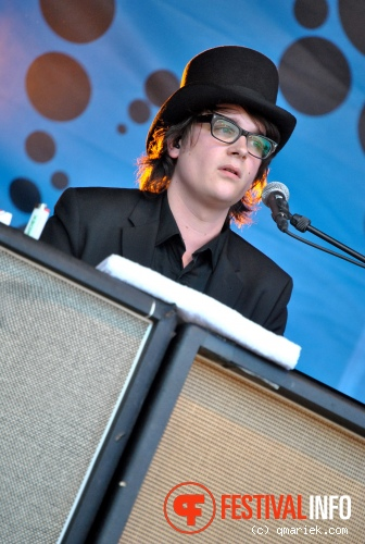 Foto Di-rect op TMF Awards 2010