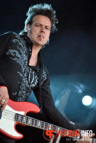Foto Kane op TMF Awards 2010