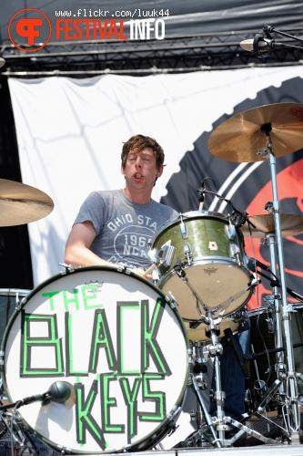 The Black Keys op Rockin' Park foto