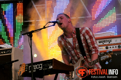 The Mad Trist op ParkCity Live 2010 foto