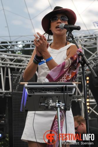 Soulkikker op ParkCity Live 2010 foto