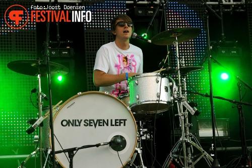 Only Seven Left op ParkCity Live 2010 foto