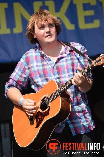 Tim Knol op Metropolis 2010 foto