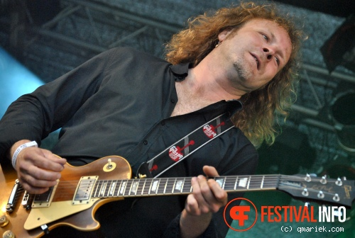 The Fortunate Sons op Hob Nob 2010 foto