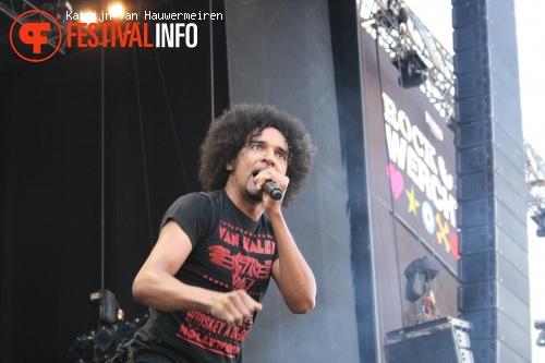 Foto Alice In Chains op Rock Werchter 2010