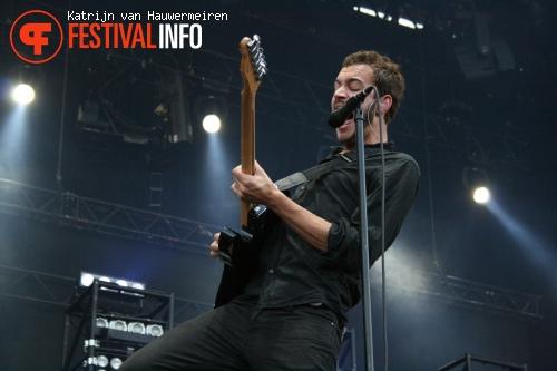 Foto Editors op Rock Werchter 2010