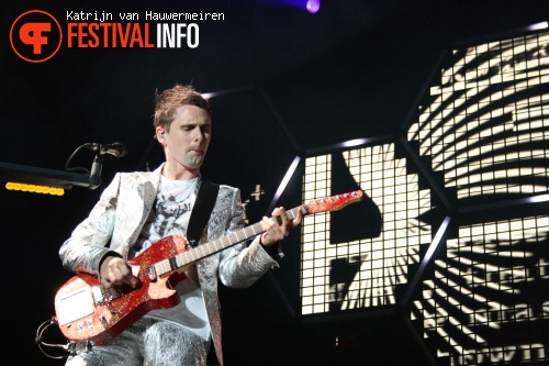 Foto Muse op Rock Werchter 2010