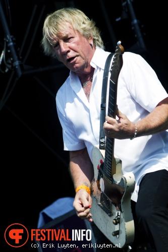 Foto Status Quo op Bospop 2010