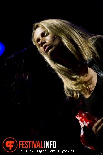 Heather Nova op Bospop 2010 foto